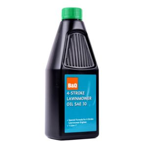 View B&Q Lawnmower Oil 1L details