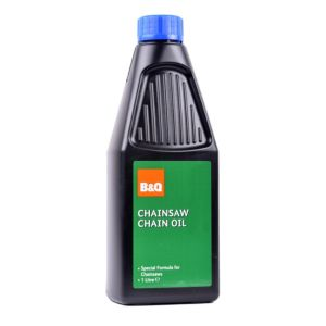 View B&Q Chainsaw Oil 1L details