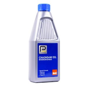 Image of B&Q Biodegradable chainsaw oil 1L