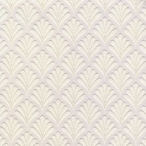View B&Q Paste The Paper Flame Vinyl White Wallpaper details