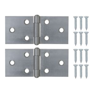 Image of Steel Backflap Hinge Pack of 2