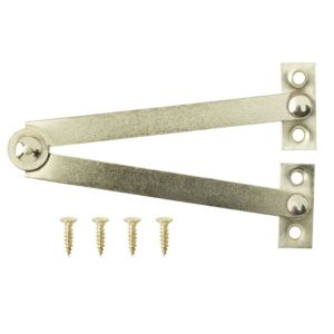 Image of B&Q Brass Effect Carbon Steel Joint Stay (L)94mm