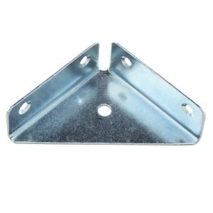 Sheet Metal Mounting Bracket for Mounting Averaging Element Type to Duct Flange