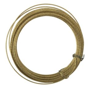 View B&Q Brass Effect Picture Cord details