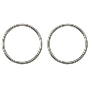 View B&Q Key Split Ring details