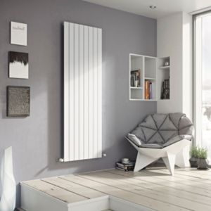 View Ximax Vertirad Radiator White, (H)1500 (W)595mm details