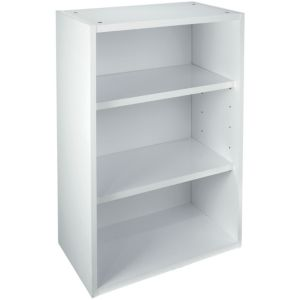 View IT Kitchens White Open Wall Unit (W)500mm details