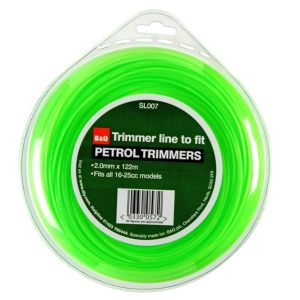 View B&Q Trimmer Line To Fit Petrol Trimmers (T)2mm details