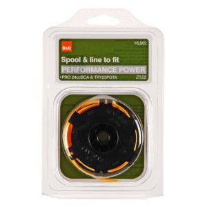 View B&Q Spool & Line To Fit Performance Power Models (T)2.4mm details
