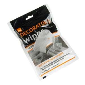 B&Q Wipes Pack of 24