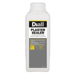 View B&Q Quick Dry Ready to Use Plaster Sealant 1L details