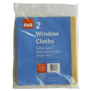 View B&Q A736021 Window Cloth details