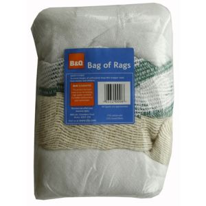 View B&Q Multicolour Mixed Fibres Cloth Pack of 4 details
