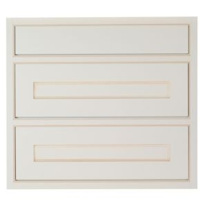 View Cooke & Lewis Woburn 800mm Pan Drawer Front, Pack  T, Set of 3 details