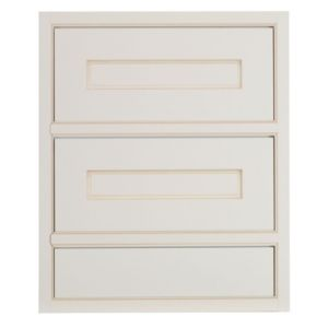 View Cooke & Lewis Woburn 600mm Drawer Front, Pack  Y, Set of 3 details