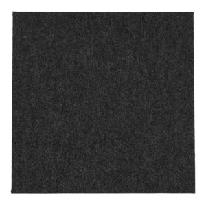 View B&Q Grey Carpet Tile, Pack of 10 details