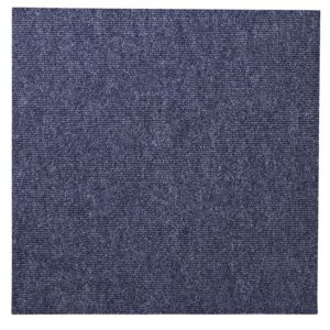 View B&Q Blue Carpet Tile, Pack of 10 details