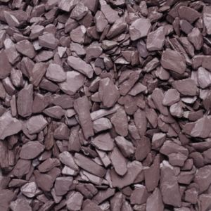 View Plum Decorative Slate Chippings details
