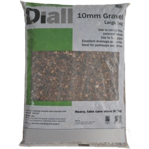 Image of Diall 10 mm Gravel Large bag
