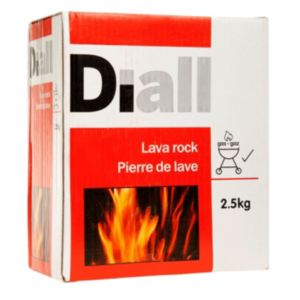 View B&Q Lava Rock 2.5kg Pack details