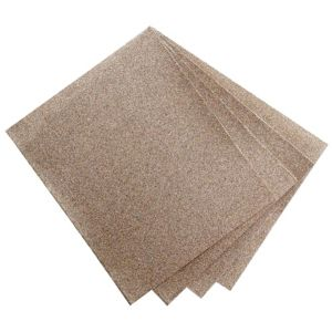 View B&Q Coarse Sandpaper Sheet, Pack of 4 details
