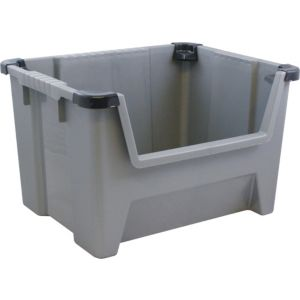 View Keter Black 45 L Plastic Storage Box details