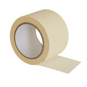 View B&Q Masking Tape 75mm x 50m details