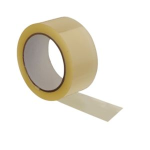 View B&Q Packaging Tape (W)50mm (L)100m details