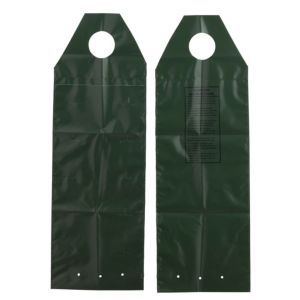 View B&Q Green Hanging Planter, Pack of 2 details