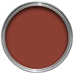 View B&Q Brick Red Smooth Masonry Paint 2.5L details