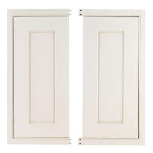 Cooke & Lewis Woburn Framed Corner Base Door (W)925mm  Set of 2