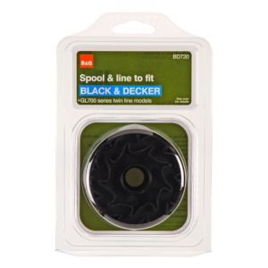 View B&Q Spool & Line To Fit Black & Decker Models (T)1.5mm details