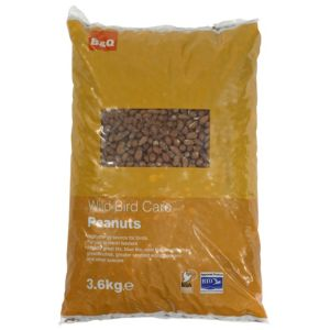 View B&Q Peanut Wild Bird Feed 3.6kg details
