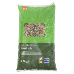 View B&Q Seed Mix Wild Bird Feed 1.8kg details