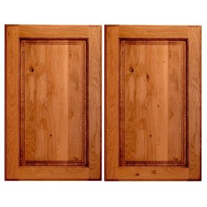 View Cooke & Lewis Hedingham Larder Door (W)600mm, Set of 2 details