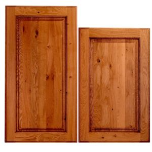 View Cooke & Lewis Hedingham Tall Larder Door (W)600mm, Set of 2 details
