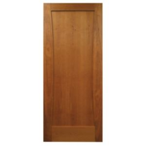 View 1 Panel Pre-Painted Internal Door, (H)1981mm (W)838mm details