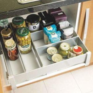 View IT Kitchens Storage System details