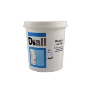 View B&Q Interior Filler 1.5kg details