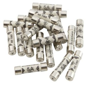 View B&Q 5A Fuse, Pack of 20 details