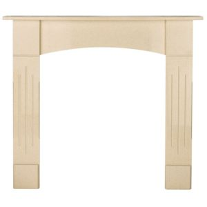 View Winchester Marfil Stone Micro Marble Fire Surround details