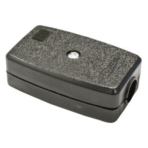 Image of B&Q Black 5A Terminal Line Connector