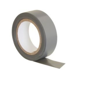 View B&Q Grey Insulating Tape (L)10m details