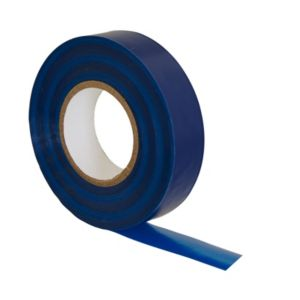 View B&Q Blue Insulating Tape (L)33m details