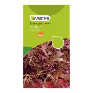 B&Q/Outdoors/Gardening/Verve Mustard Seeds  Red Frills Mix