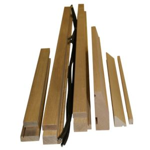 View Veneer External Door Frame, (H)2074mm (W)856mm details