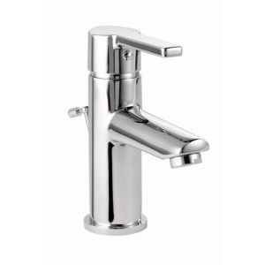 View B&Q Purity 1 Lever Basin Mixer Tap details