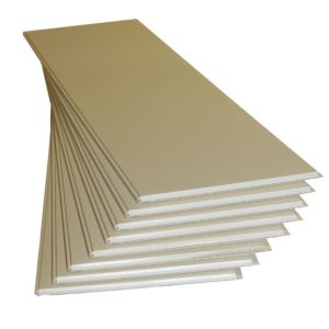 View PVC Cladding (T)10mm (W)250mm (L)1200mm, Pack of 8 details