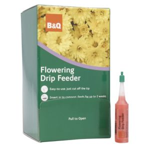 View B&Q Drip Feeder House Plant Feed 32ml details