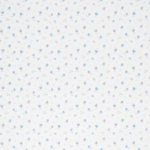 View Laura Floral Chambray Blue Wallpaper details